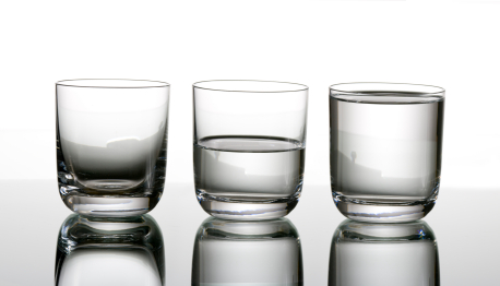 Glass Half-full or Half-empty