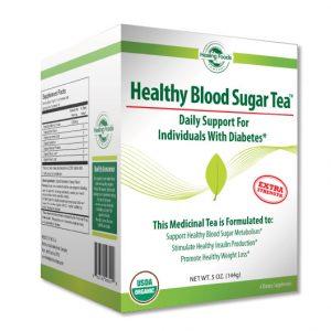 Healthy Blood Sugar Tea