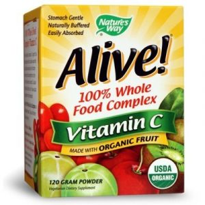 alive vitamin c - box image